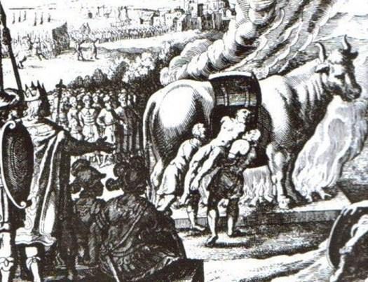 Самые жестокие способы казни в истории