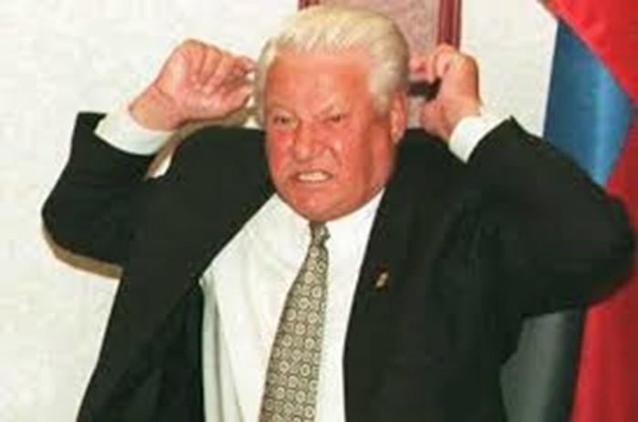 Как Борису Ельцину хотели объявить импичмент