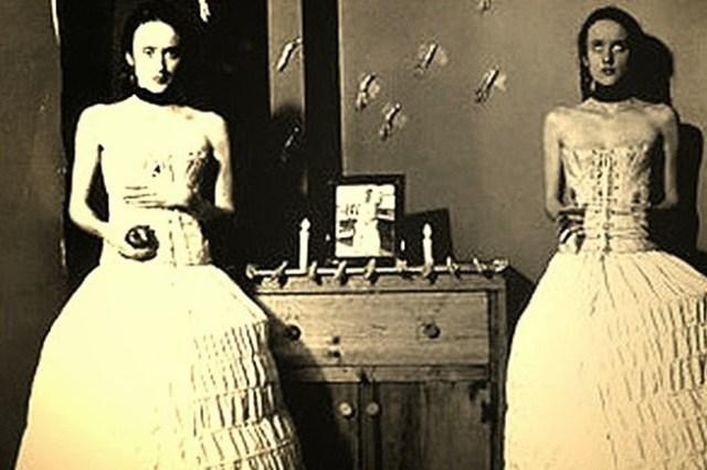 Легенды о призрачных двойниках