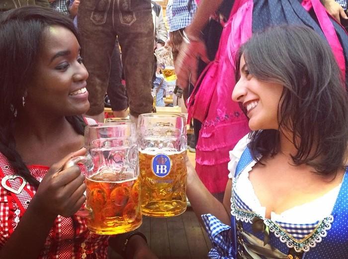 В Мюнхене стартовал Октоберфест 2017