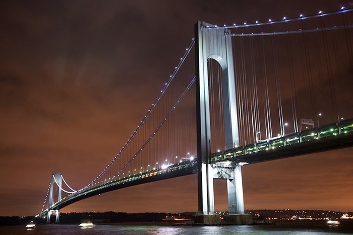 Самые большие мосты Нью Йорка