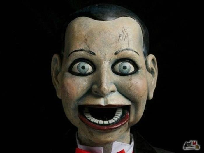 Реальные куклы, которое страшнее персонажей фильмов ужасов