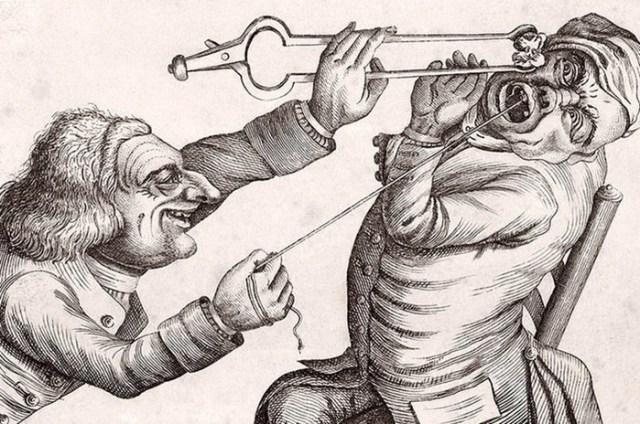 Как лечили зубы в прошлом