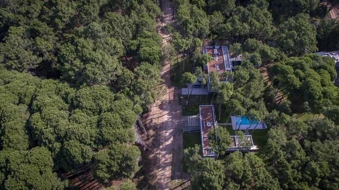 Лесной домик в Аргентине