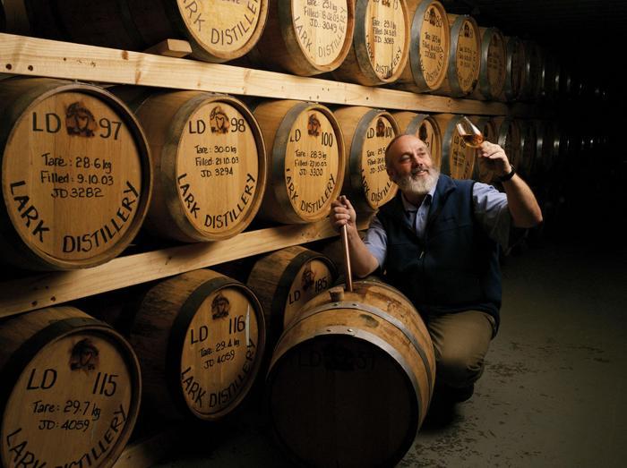 История производства виски