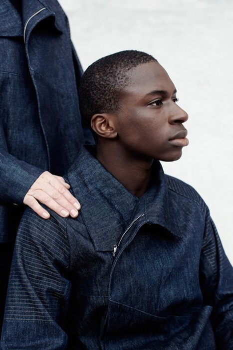 Куртка с функцией массажа от голландского дизайнера