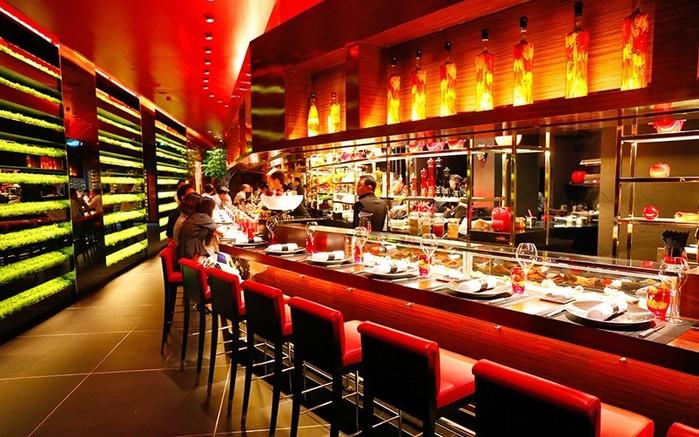 Какие самые популярные рестораны в мире?