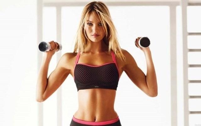 Упражнения, которые сделают ваши руки красивыми, как у модели