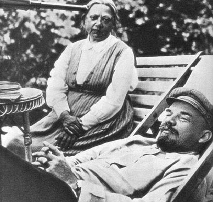 Почему у Крупской и Ленина не было детей?