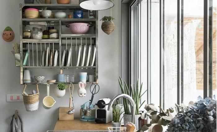 Как оформить кухонные стены: 18 удачных примеров