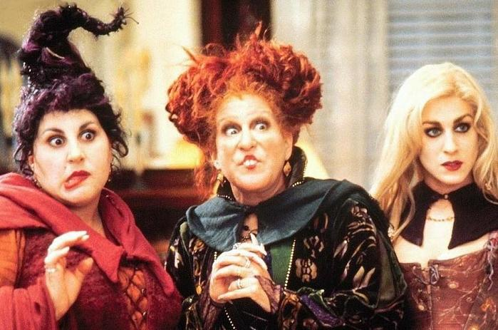 Самые популярные образы ведьм на Хэллоуин