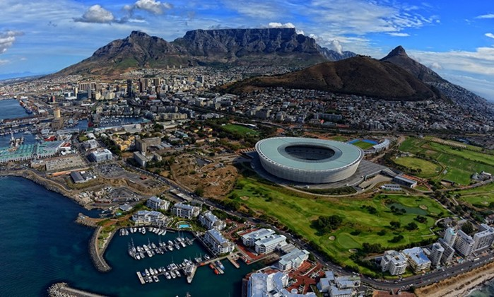 Самые большие по площади страны Африки