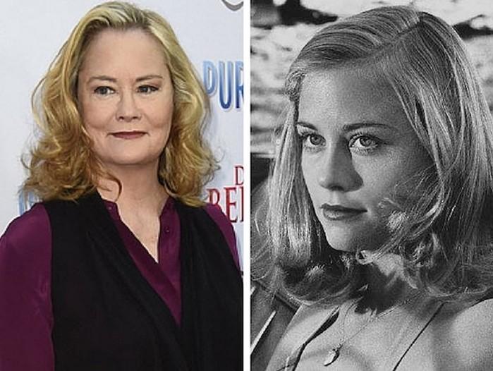 Популярные актрисы в молодости