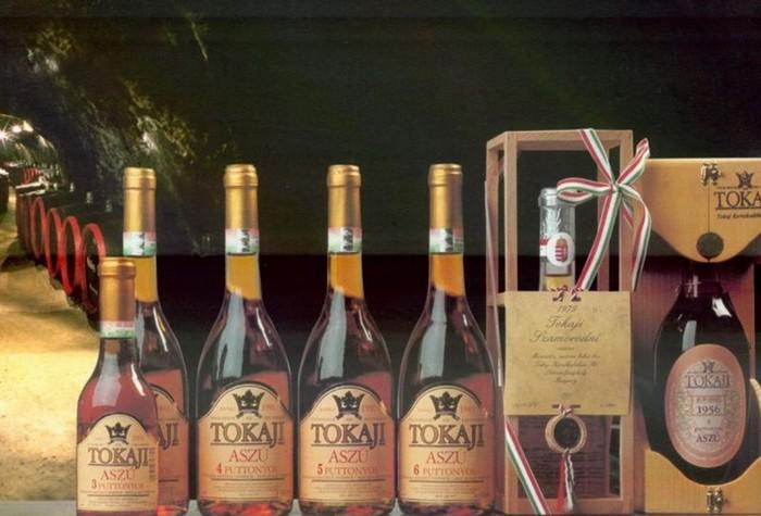 Токай   король вин и вино королей (статья)