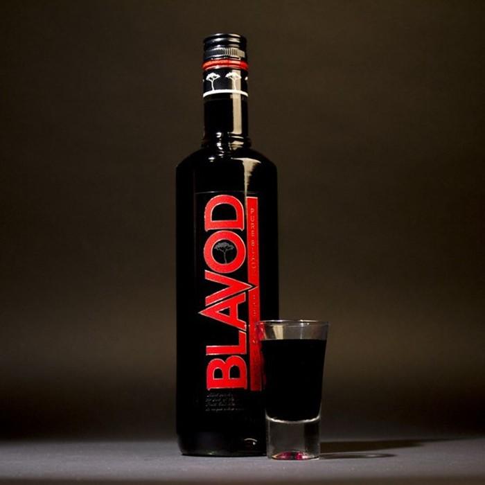 Оригинальная Черная водка