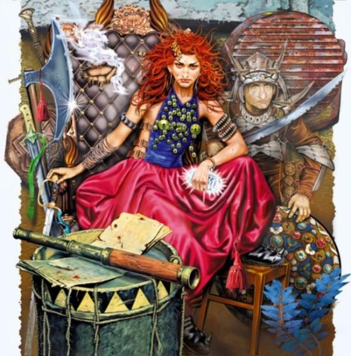Мир сказок, или Волшебные иллюстрации Александра Яцкевича