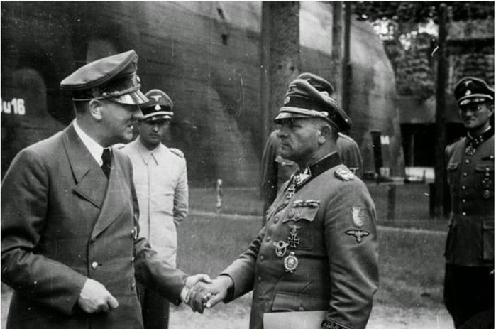 «Волчье логово» и другие сверхсекретные бункеры Адольфа Гитлера