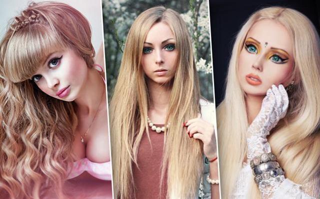 Самые знаменитые в мире живые Барби