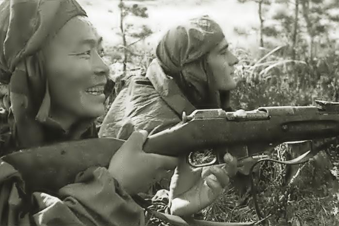Снайпер Номоконов: как сибирский шаман уничтожил 350 фрицев
