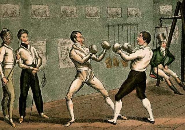 5 видов кулачных боев, похожих на русскую традиционную забаву