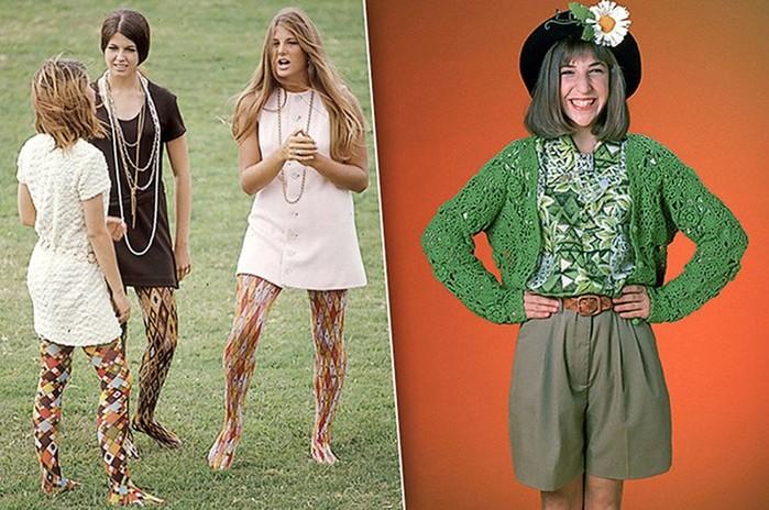 Ужасная мода прошлого! Самые жуткие тенденции XX века