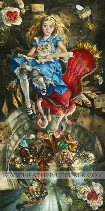 Какбы выглядели диснеевские принцессы вэпоху Возрождения