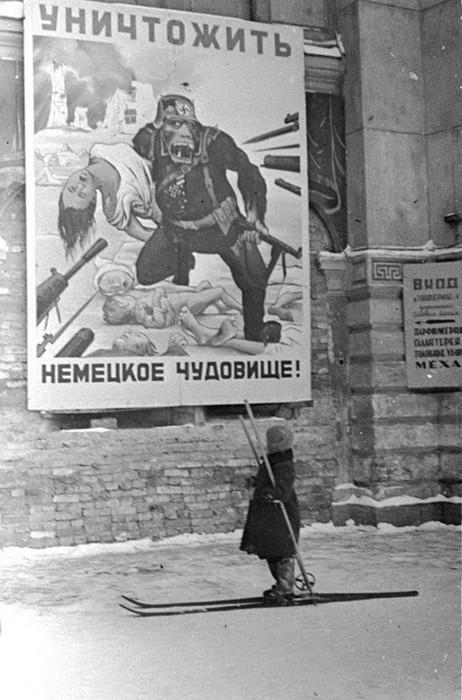 «Зиг Заг»: самая страшная банда в блокадном Ленинграде