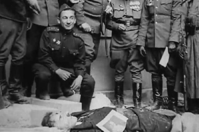 Куда делись останки Гитлера? Легенда прикрытия: секретная операция «Архив»