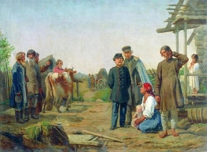 Крепостные гаремы русских помещиков— это миф или реальность?