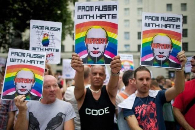 8 стран с самыми жесткими антигейскими законами