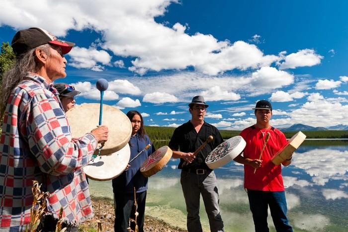 Как живут современные американские индейцы, показала фотограф Карлотта Кардана