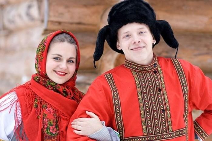 Русские— европейцы? Как выглядит среднестатистический русский человек