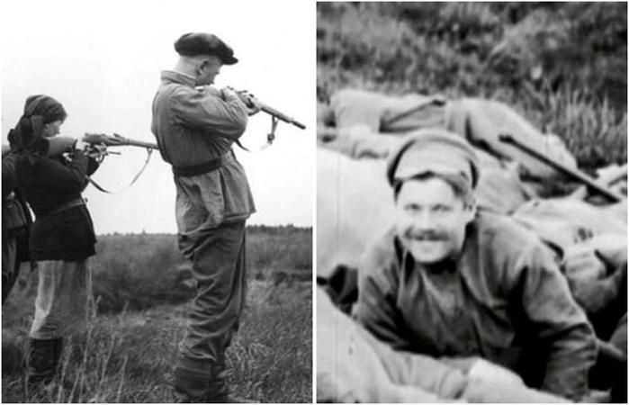 Русский солдат большевик, мужеством которого восхищался президент Америки