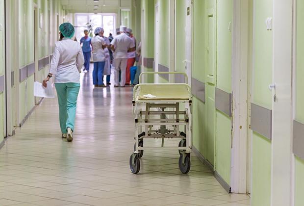 Талончик вад.В российских больницах пациентов заражают смертельными вирусами
