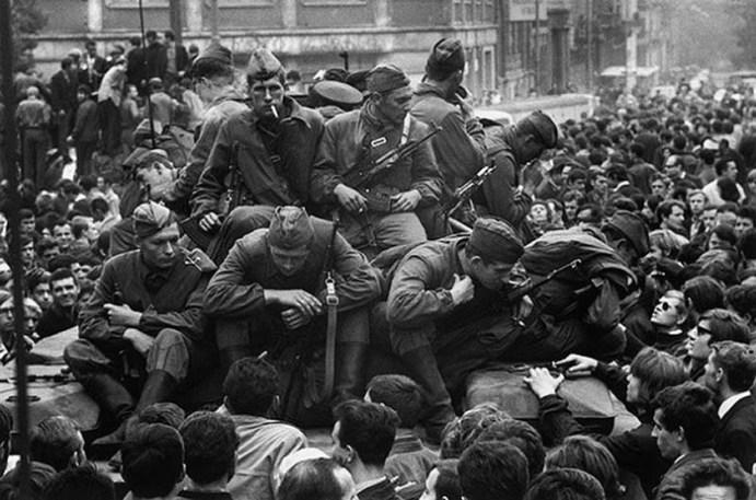 Почти 50 лет операции «Дунай». Взгляд на факты о «защите социалистических завоеваний в Чехословакии»