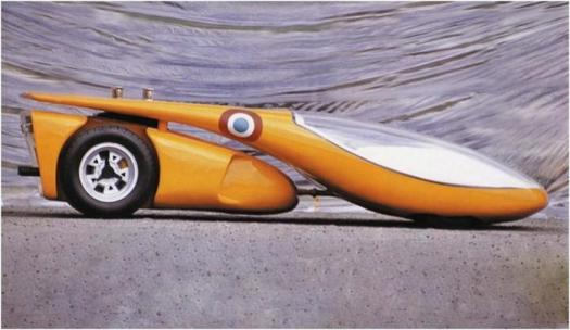 10 невероятных автомобилей от известного дизайнера Луиджи Колани