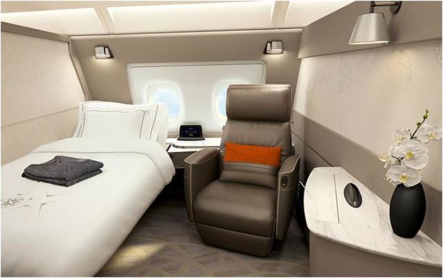 Как летают пассажиры первого класса известных авиакомпаний