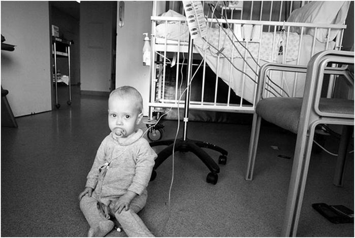 Дом ребенка   австралийский фотограф Морганна Мэги