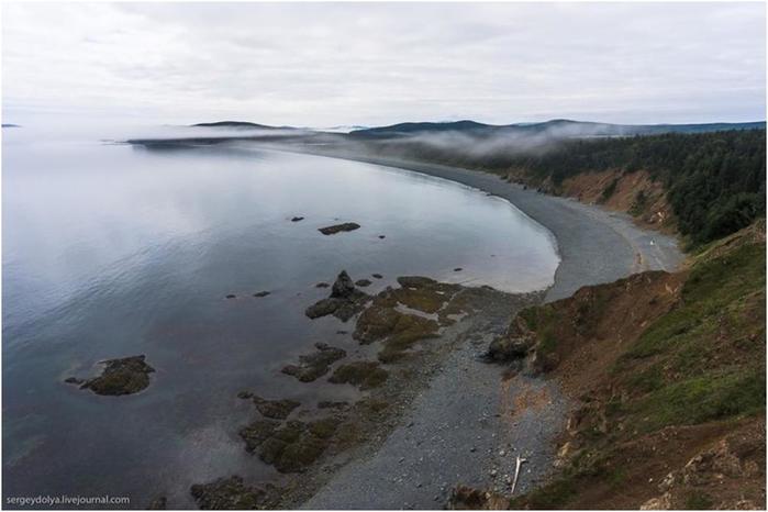 Красоты России: Шантарские острова от Сергея Доли