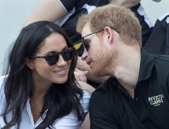 Принц Гарри оказался родственником своей темнокожей девушки