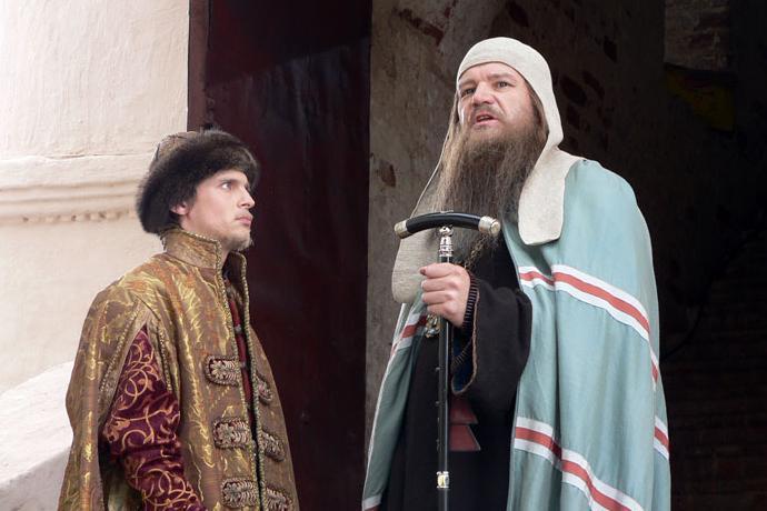 Патриарх Никон   великий реформатор, который неожиданно стал «антихристом»