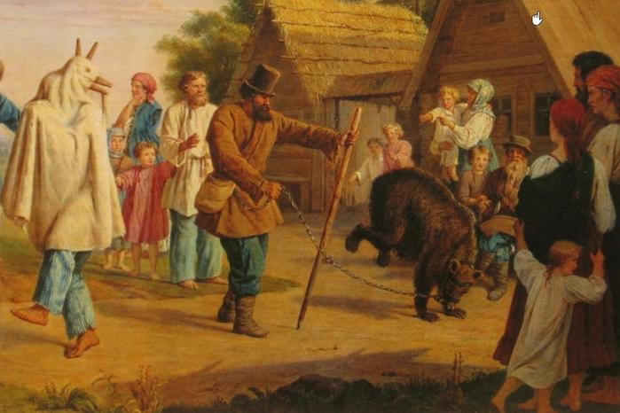 Почему русских начали сравнивать с медведями