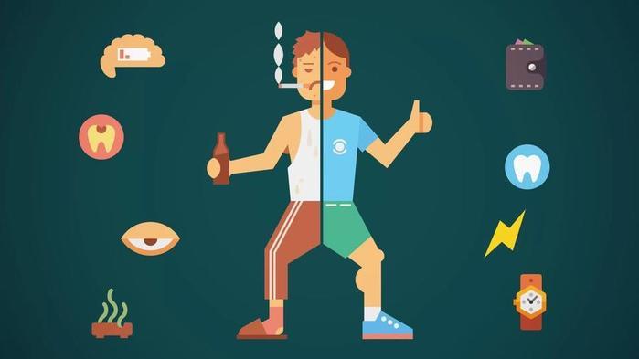 4 совета для отказа от вредных привычек