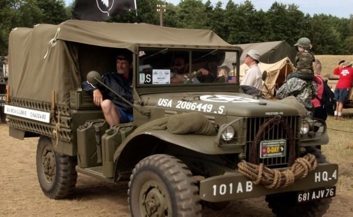 Основные военные внедорожники Второй мировой войны