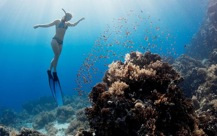 Отдых мечты на 4 частных островах— рейтинг Forbes
