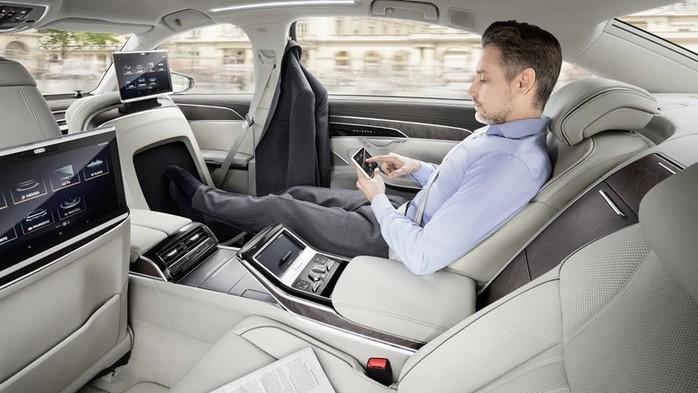 Audi A8 (2018)— самый высокотехнологичный автомобиль всех времён?