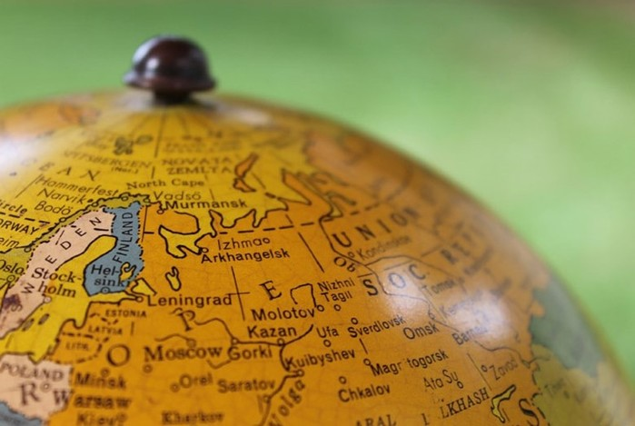 Происхождение названий стран мира