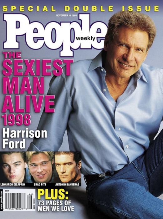 Самые сексуальные мужчины знаменитости (1990 2017) по версии журнала People