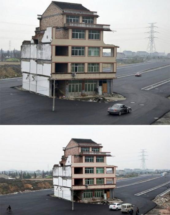 Дома, которые серьезно мешали застройщикам, и что из этого получилось