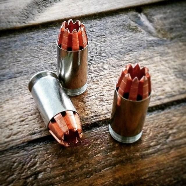 Самые убойные типы пуль из существующих в мире. Девять граммов смерти